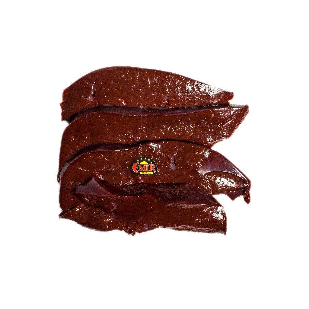 Fresh Beef Liver Premium Angus Beef 1 Lb Emir Halal