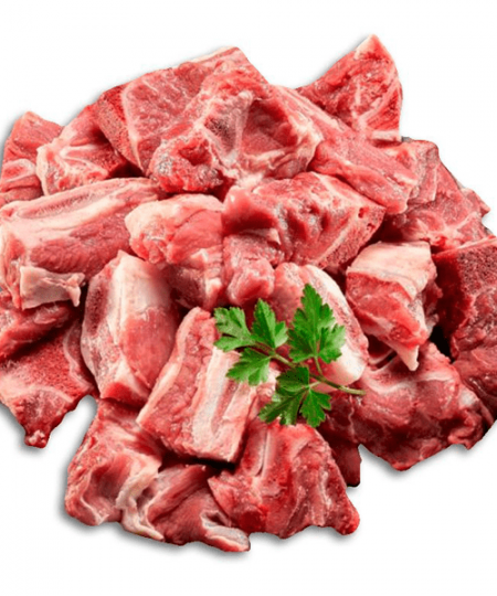 Beef stew with bone
