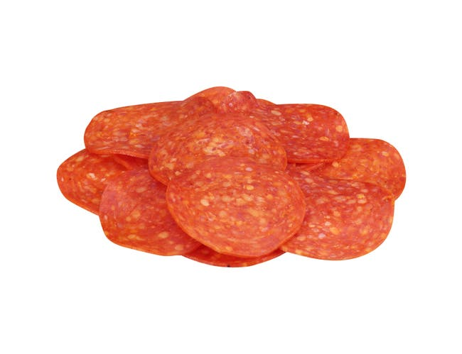 Halal Pepperoni for pizza
